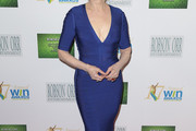 Frances Fisher Bandage Dress