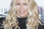 Claudia Schiffer Long Curls