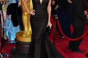 Charlize Theron Mermaid Gown