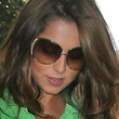 Cheryl Cole Floating Lens Sunglasses