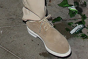 Chris Brown Flat Oxfords