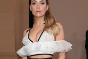 Ashley Benson Crop Top