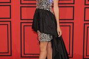 Cody Horn Fishtail Dress