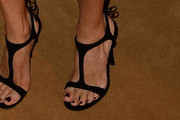 Courteney Cox Evening Sandals