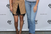 Ashley Madekwe Flare Jeans