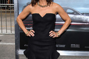 Rebecca Budig Little Black Dress