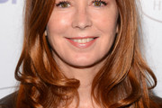 Dana Delany Long Wavy Cut