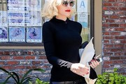 Gwen Stefani Turtleneck