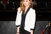 Debby Ryan Loose Blouse