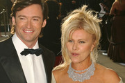 Deborra-Lee Furness Messy Updo
