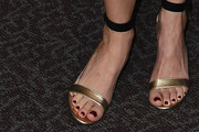 Embeth Davidtz Strappy Sandals