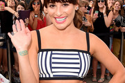 Lea Michele Crop Top