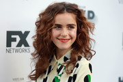 Kiernan Shipka Long Curls