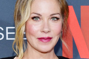 Christina Applegate Loose Bun