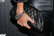 Kate Lundquist Quilted Clutch