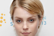 Jessica Stam Short Straight Cut