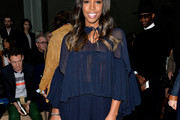 Kelly Rowland Loose Blouse