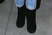 Kelly Rowland Ankle Boots