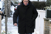 Hugh Grant Down Jacket