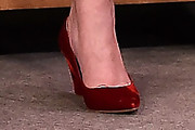 Rebel Wilson Evening Pumps