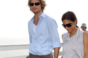 Gabriel Aubry Button Down Shirt