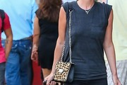 Nicky Hilton Printed Shoulder Bag