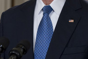 George W Bush Dotted Tie