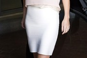 Geri Halliwell Pencil Skirt