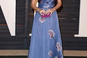 Minnie Driver Strapless Dress