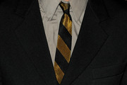 Andy Dick Striped Tie
