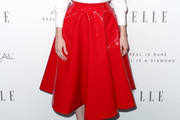 Jessica Chastain Full Skirt