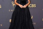 Giuliana Rancic Empire Gown