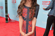 Rowan Blanchard Print Dress