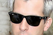 Mark Ronson Wayfarer Sunglasses