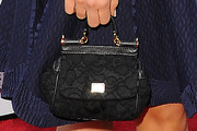 Hilaria Baldwin Printed Purse