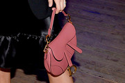 Romee Strijd Leather Purse