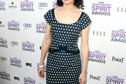 Illeana Douglas Print Dress