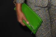 Aisha Tyler Patent Leather Clutch