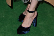 Erin O'Connor Platform Pumps