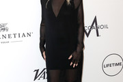 Michelle Pfeiffer Sheer Dress