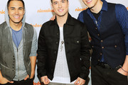 Logan Henderson Fitted Jacket