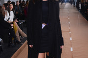 Julia Restoin-Roitfeld Wool Coat