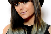 Lilah Parsons Ombre Hair