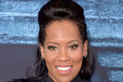 Regina King Half Up Half Down