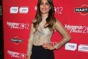Hiba Abouk Fitted Blouse