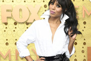 Kerry Washington Ruffle Blouse