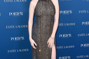 Anna Kendrick Beaded Dress