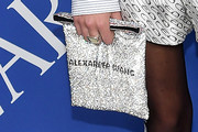 Kaia Gerber Beaded Clutch