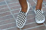 Keke Palmer Canvas Shoes