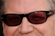 Robert Zemeckis Rectangular Sunglasses